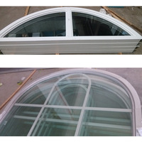 Round windows aluminum and cheap house windows for sale