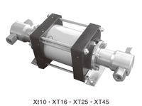 JULY brand : XT45 350 bar outlet Maximator air hydraulic pump