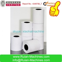 Automatic Marking System Cash Register Roll Cutting Machine,ATM FAX Paper Slitting and Rewinding Machinery