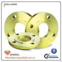 pipe fittings dn125 pipe flange