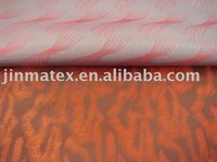 2014 Fashion plaid jacquard polyester lining fabric for western-style clothes