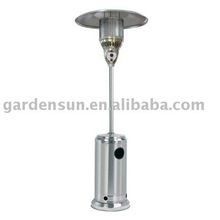 stainless steel outdoor gas patio heater use to Garden events