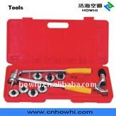 Lever Tube Expanding Tool kit, for refrigeration and air conditioning