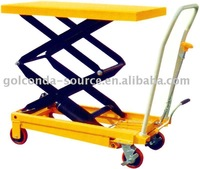 350 KGS MOBILE SCISSOR LIFT TABLE (GS-5961B)