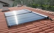 Heat Pipe High Pressure solar water Heater panel solar
