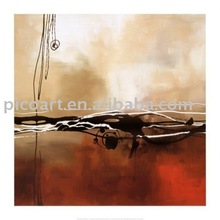 Shenzhen abstract art oil painting on canvas