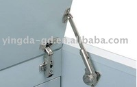 Soft close box/cupboard lid stay/kitchen cabinet hinge