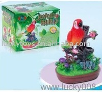 S/C toy bird electric toy for kids