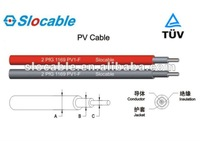 TUV approved double insulated Fire resistant cable for solar panel 4.0mm2