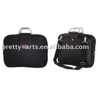 black Nylon conference Laptop bags