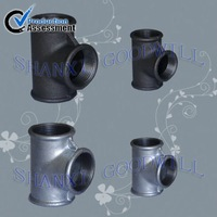 black m i fittings/G.I.PIPE FITTINGS