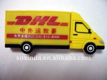 Special Gift USB Flash Memory For Express Delivery Company