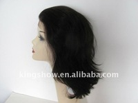 Top quality remy human hair lace front wig wholesale