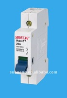 125a isolation switch mcb