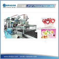 PLC Control&Full Automatic Lollipop Making Machinery (150-600KG/HR)