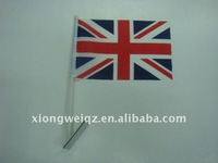 British car sticker flag Union Jack sticker Flag