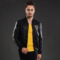 2014/2015 hotsell men leather jackets