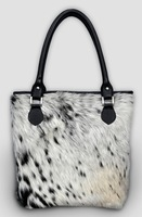 100% Natural Cow Hide Leather Hand Bags, Cowhide Purses For Ladies. Organic Leather Products.
