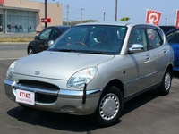 DAIHATSU Storia 2001 Right hand drive and Good looking 1000cc engine cars used car with Good Condition made in Japan