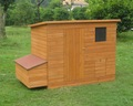 Wooden Chicken House