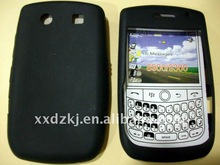 silicone phone case for blackberry curve 8900 9300 9330