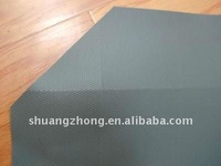 Plastic slip sheet for container, save space a lot