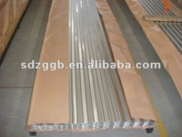 hot dipped galvanized corrugated steel plate
