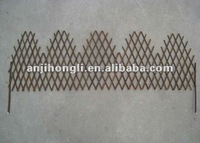 High-quality Folded Trellis Wood Fence Fencing Screen