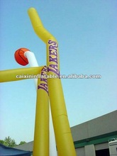 inflatable Fly Tubes lakers, advertising sky tubes