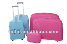 2012 PP material African Suit case and trolley case