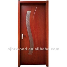 2012 modern bathroom door design (GD-006)