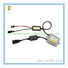 High quality hid can-bus ballast X3 model 12V 35W solving disturbed car computer codes