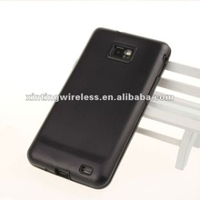 for Samsung galaxy S2 i9100 new black metal cell phone case