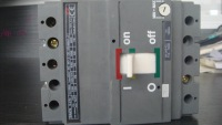 To supply NF circuit breaker