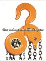excellent quality manual chain block