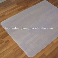 plastic sheet chair mat