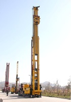 Truck Mounted Oil Drilling Rig 100tons HMC-1000