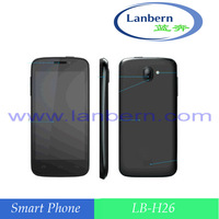 Low price wholesale products hot 2014 Android 4.2 brand no brand smart phone LB-H26 OEM ODM