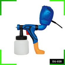 Hose-Less electric mini spray gun paint sprayer