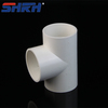 pvc pipe fitting equal tee