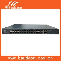 24ports SFP Gigabit optical Fiber Ethernet Switch