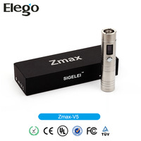 New product!2014 Hot smoking Mech Mod Sigelei Zmax V5 in stock wholesale