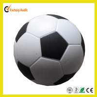 2016 custom anti stress ball football for promotional
