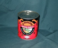 850g canned brix 28-30% price canned tomato paste