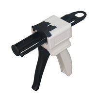 50ml 10:1 Hot CE Approved epoxy gun For AB Acrylic Adhesive in Marble&Solid Surface