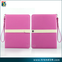 new style simple fashion purple protective case for samsung galaxy tab 10.1