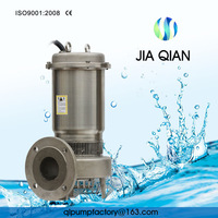 5.5kw 7.5kw Chemical Usage Stainless Steel Centrifugal Water Pump