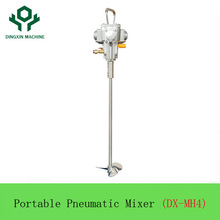 Light Weight Portable Type Air Pneumatic Paint Mixing agitator by factory price