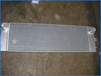 high quality SK250 hydraulic oil cooler for Kobelco excavator,radiator,intermediate cooler