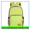 Green color cute girls school backpack bag backpack for school backpacks for teenage girls